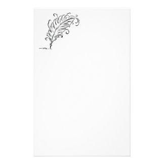 Efectos de escritorio de la pluma de canilla  papeleria