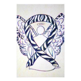 Efectos de escritorio del ángel de la cinta de la personalized stationery