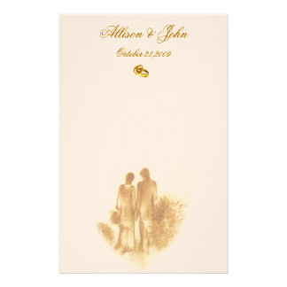 Efectos de escritorio del boda del vintage papeleria de diseño