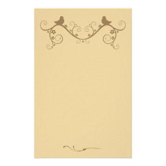 Efectos de escritorio del boda papelería