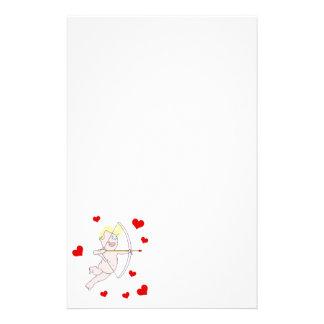 Efectos de escritorio del Cupid Papeleria De Diseño