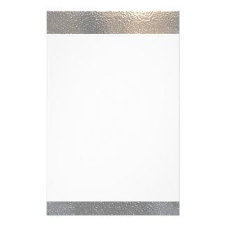 Efectos de escritorio del diseño del vidrio esmeri papeleria de diseño