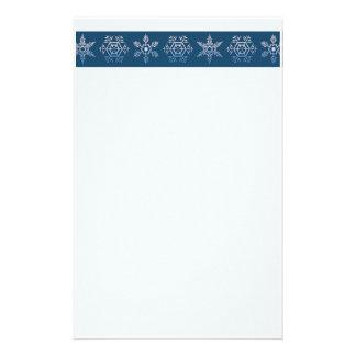 Efectos de escritorio del navidad del trío del  papeleria de diseño