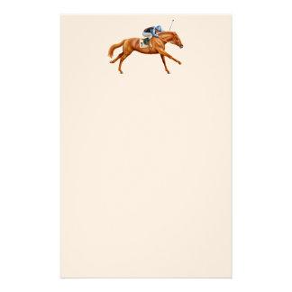 Efectos de escritorio excelentes del caballo de ra  papeleria de diseño