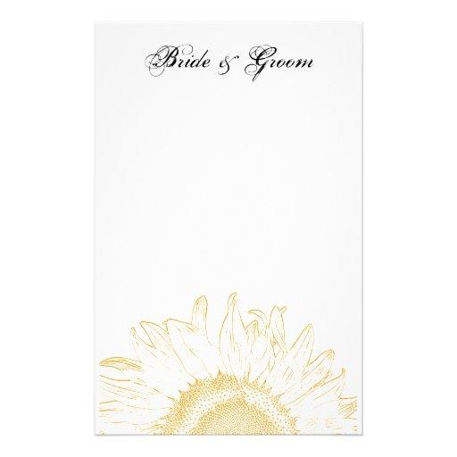Efectos de escritorio gráficos del boda del giraso papelería de diseño