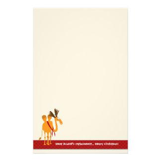 Efectos de escritorio lindos del navidad: Camello  Papeleria Personalizada