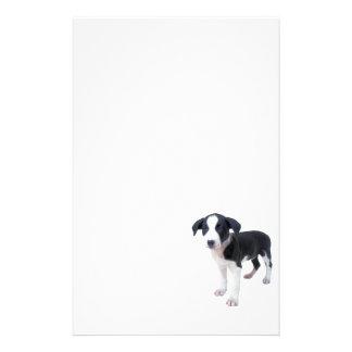 Efectos de escritorio lindos del perro de perrito papelería de diseño