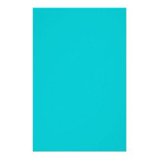 Efectos de escritorio oscuros de la turquesa papeleria de diseño