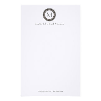 Efectos de escritorio personalizados profesional d papeleria de diseño