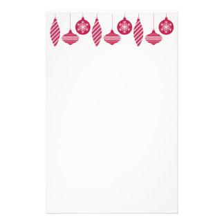 Efectos de escritorio retros del navidad de los papelería de diseño