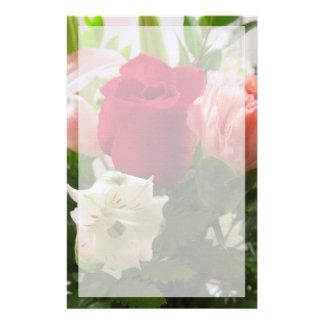 Efectos de escritorio--Rose y otros con la fronter Papeleria