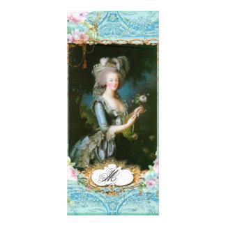 Efectos de escritorio y tarjetas franceses de diseño de tarjeta publicitaria