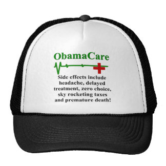 Efectos secundarios de ObamaCare Gorros