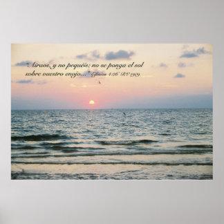 Efesios 4:26 poster