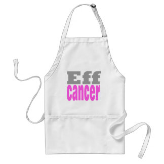 Eff cancer adult apron