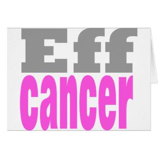 Eff cancer card
