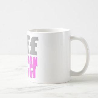 Eff cancer coffee mug