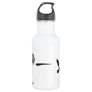 "Effect of Manga ""Shock!"" Stainless Steel Water Bottle"