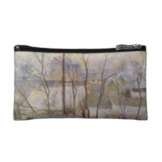 Effect of Snow - Paul Gauguin (1879) Makeup Bags
