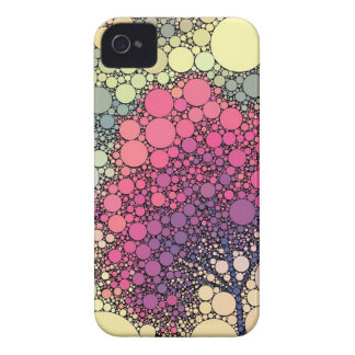 effect tree pink Case-Mate iPhone 4 case