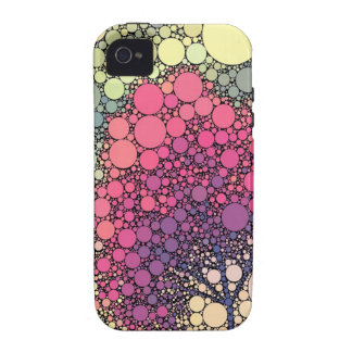 effect tree pink Case-Mate iPhone 4 cases