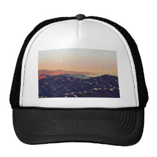 Effects of Sun and Moon together Trucker Hat