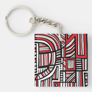 Effervescent Heavenly Affectionate Vibrant Keychain