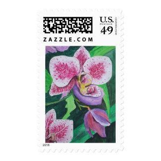 Effervescent Postage Stamp