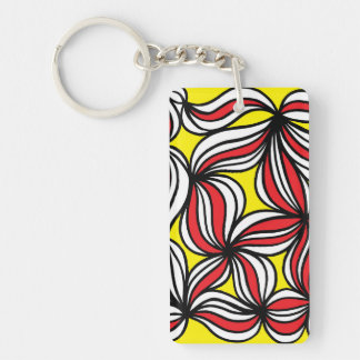 Effervescent Practical Rational Smile Keychain