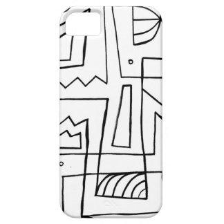 Effervescent Transformative Discreet Fortunate iPhone SE/5/5s Case