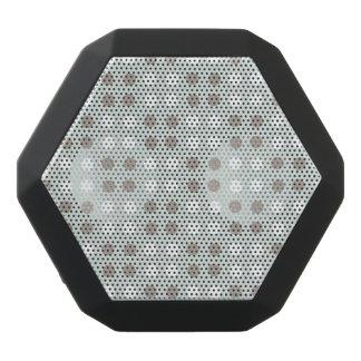 Efficient Courteous Considerate Happy Black Bluetooth Speaker