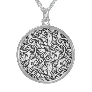 Efficient Right Agreeable Instant Sterling Silver Necklace