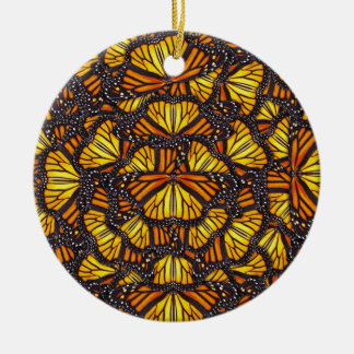 Effie's Butterflies Ceramic Ornament