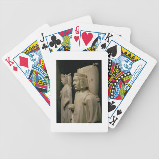 Effigies from the tomb of Charles V the 'Wise' (13 Card Deck