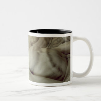 Effigies of Louis XII  and Anne of Brittany Two-Tone Coffee Mug