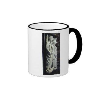 Effigies of Philippe III Ringer Coffee Mug