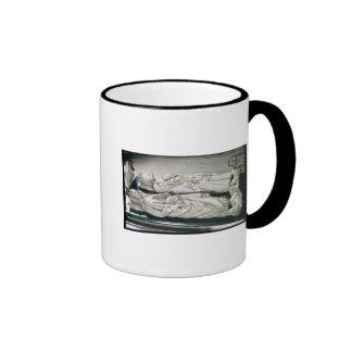 Effigies of Philippe III  the Bold and Philippe Ringer Coffee Mug