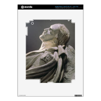 Effigy of Ferdinand-Philippe (1810-42) duc d'Orlea iPad 3 Decals