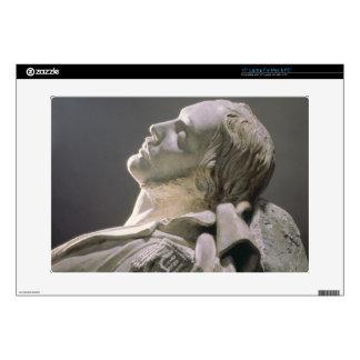 Effigy of Ferdinand-Philippe (1810-42) duc d'Orlea Laptop Decal