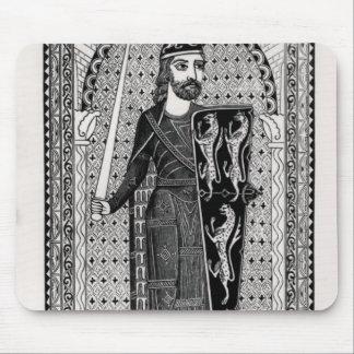 Effigy of Geoffrey Plantagenet Mouse Pad