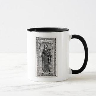 Effigy of Geoffrey Plantagenet Mug