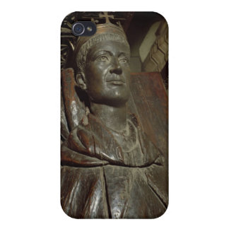 Effigy of Henry V iPhone 4/4S Covers