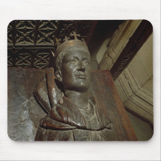 Effigy of Henry V Mouse Pad