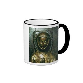 Effigy of William de Valence  Earl of Pembroke Ringer Coffee Mug