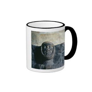 Effigy of William Marshal  Earl of Pembroke Ringer Coffee Mug