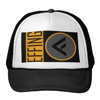 Effing Around Trucker Hat