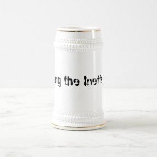 Effing the Ineffable Beer Stein