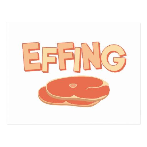 Effingham Post Card