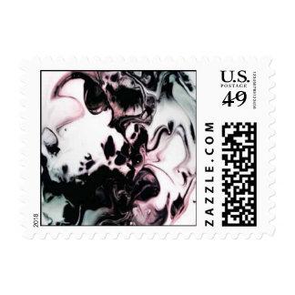 Effloresce Color Swirl Rosa Stamps