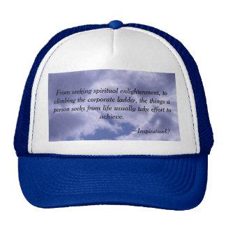 Effort to Achievement Trucker Hat
